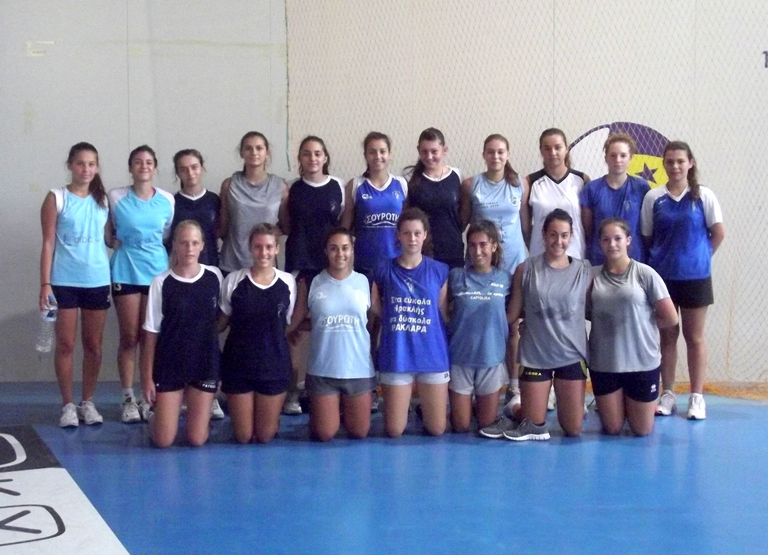 volley korasides 2014-2015