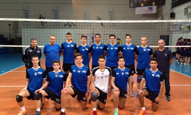 volley paides 2014-2015