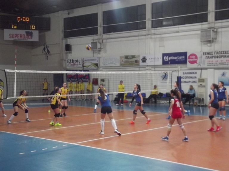 volley neanides ira-aris 2014-15 10