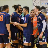 chania volley